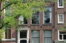 Grachtenpand te Amsterdam