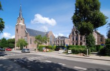 Toren r.-k kerk te Overveen