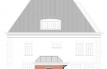 Uitbreiding villa Aerdenhout